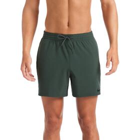 "Nike Swim Logo Tape Racer 5"" Shorts Volley Hombre, Oliva"